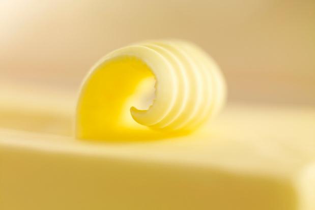 Un nouveau beurre presque entièrement composé d'eau