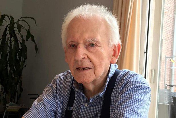 """Roger Lybaert, pensionnaire d'une maison de retraite: """"Pourquoi je ne peux plus sortir ?"""""""