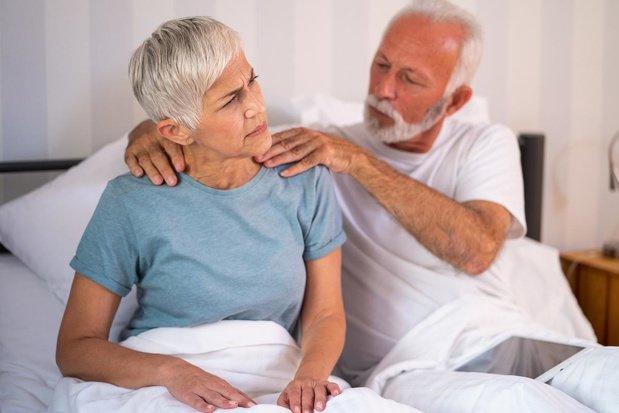 Le contact et les massages pour soulager le stress