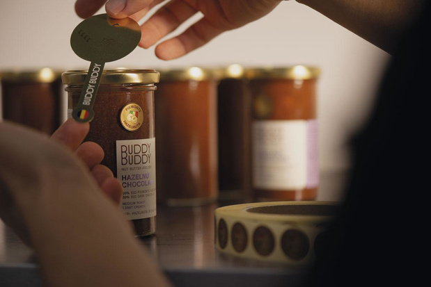 Buddy Buddy: des beurres de noix hyper-addictifs (+recette)