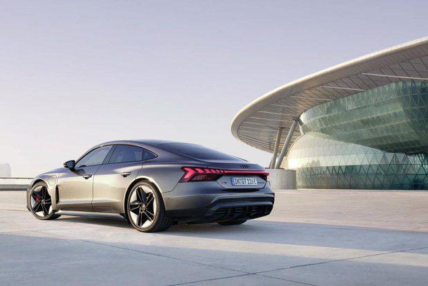 Audi schakelt stroomversnelling hoger