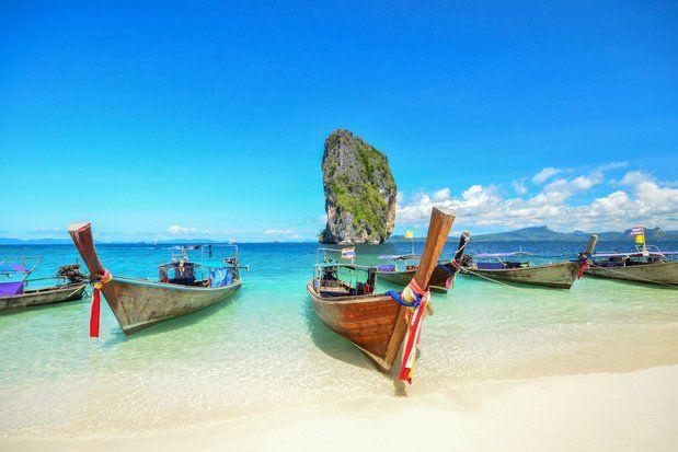 L'île thaïlandaise de Phuket: idéale pour des vacances détente
