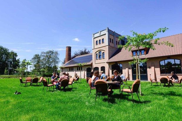 La nouvelle brasserie Haeseveld s'installe sur un site classé à Gand