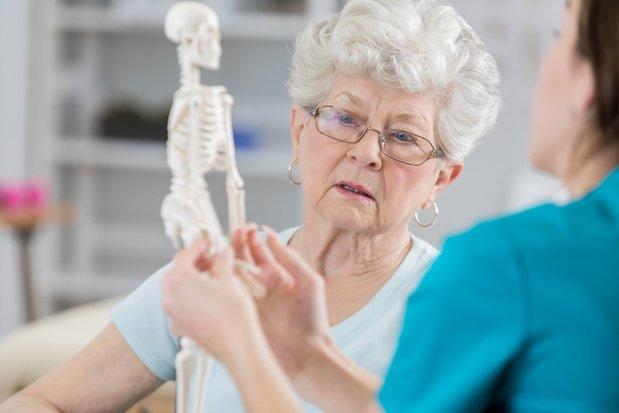 Ostéoporose : l'épidémie silencieuse