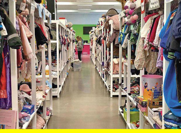 """Børneloppen: le premier """"magasin Vinted"""" pour enfants de Belgique"""