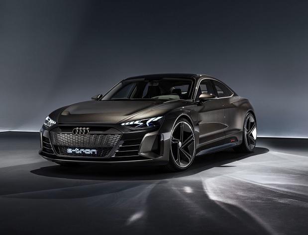 Audi ziet de toekomst