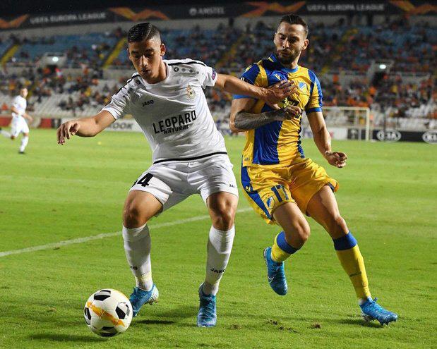 Anderlecht haalt 21-jarige Belg Bouchouari terug uit Luxemburg