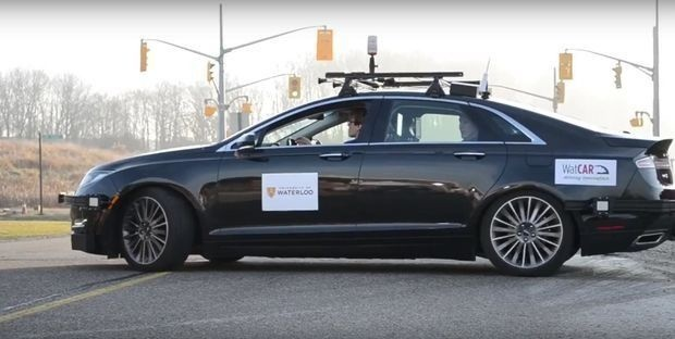 Le citoyen américain guère enthousiaste pour la voiture autonome