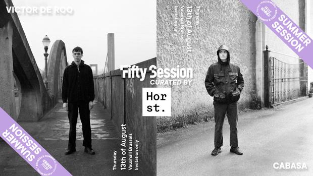 Win een duoticket voor de Fifty Summer Session: Horst van donderdag 13 augustus