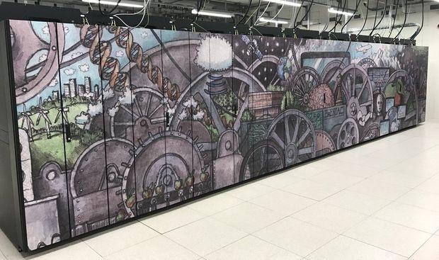 La Belgique va utiliser un superordinateur contre le coronavirus
