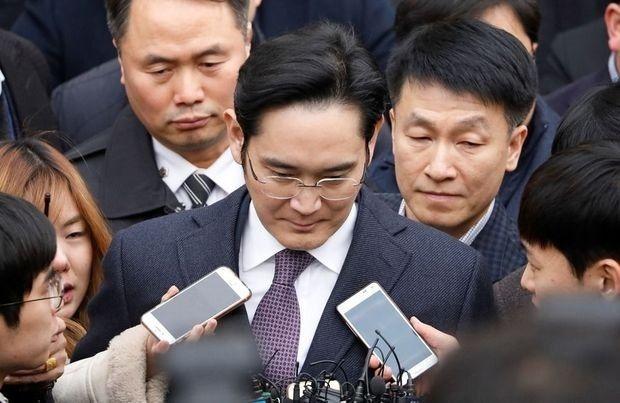 Neuf années de prison exigées à l'encontre du directeur de Samsung