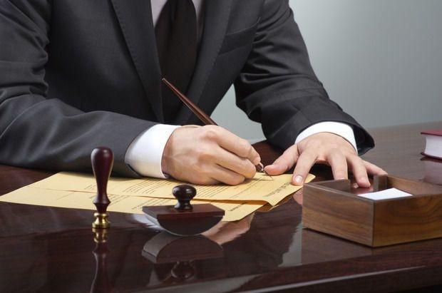 Le contenu d'un testament rédigé chez un notaire ne devra plus être dicté mot par mot