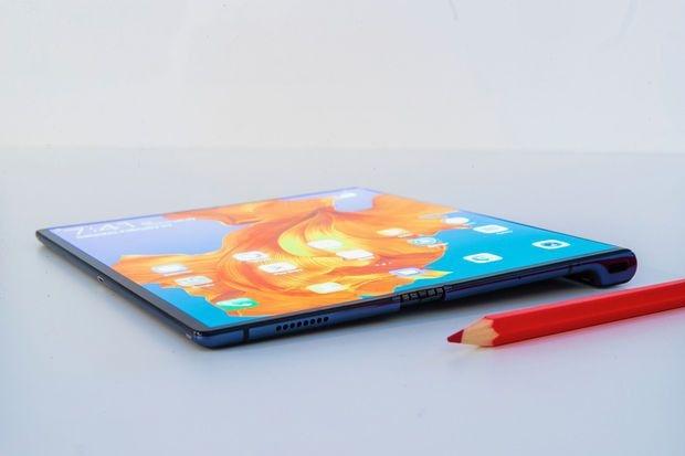 Huawei présente aussi un téléphone pliable