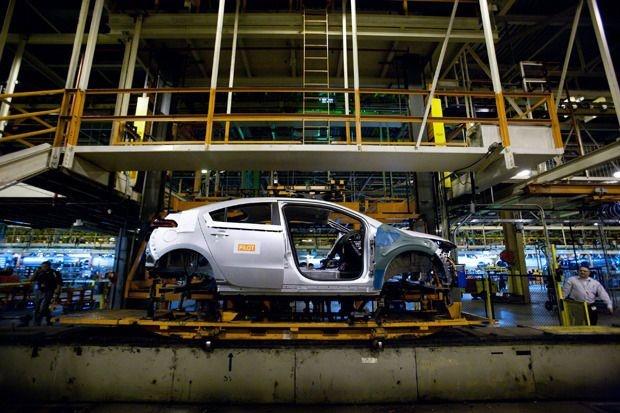 'Technologiesector voor driekwart kracht actief, autosector herneemt' (Agora)