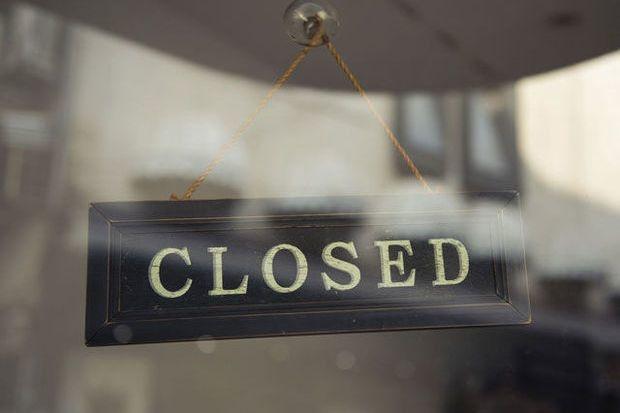Près de 1.000 entreprises en faillite en avril