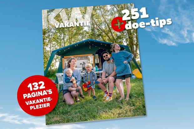 KW Vakantie, voor een zomer lang vakantieplezier