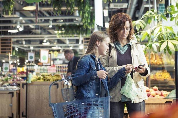 Met deze app maak je gezondere keuzes in de supermarkt