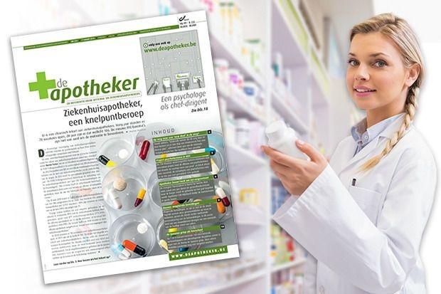Op woensdag 16 september vindt u opnieuw een papieren editie van 'de Apotheker' in uw brievenbus