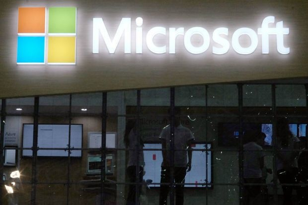 Microsoft libère tout son potentiel