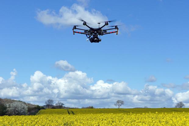 DRONE West-Vlaanderen - SCHOON West-Vlaanderen