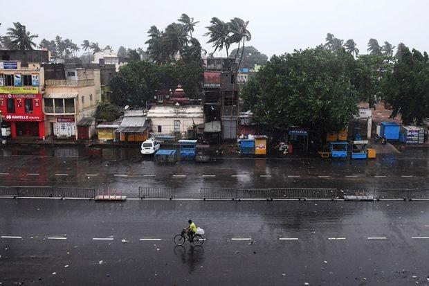 Meer dan miljoen Indiërs geëvacueerd voor cycloon Fani