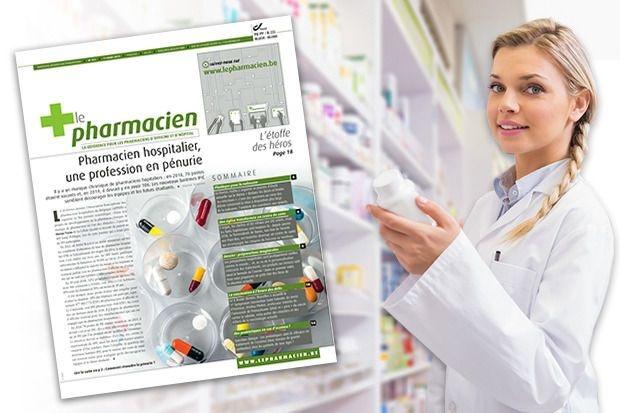 Rendez-vous le mercredi 16 septembre pour une nouvelle édition papier du Pharmacien dans votre boîte aux lettres