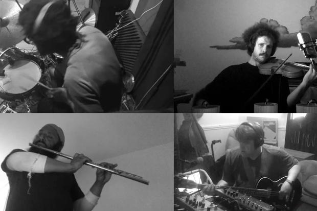 Herbekijk de sessie van Speakers Corner Quartet op het Focus Music Festival