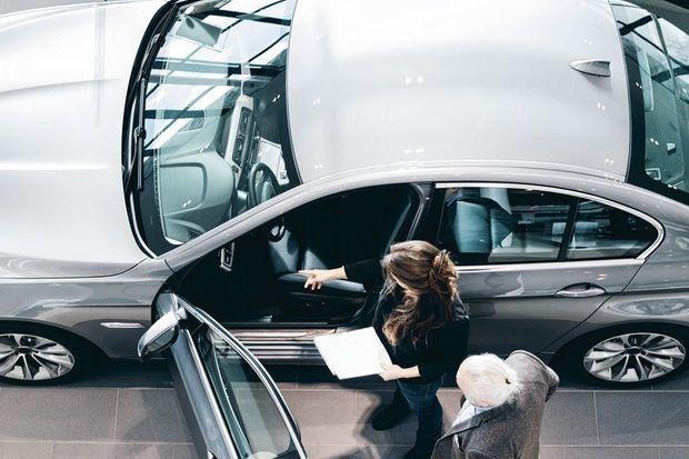 Les ventes de voiture en hausse au premier trimestre en Europe