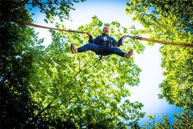 Covid: les parcs d'aventures et d'accrobranche autorisés à ouvrir
