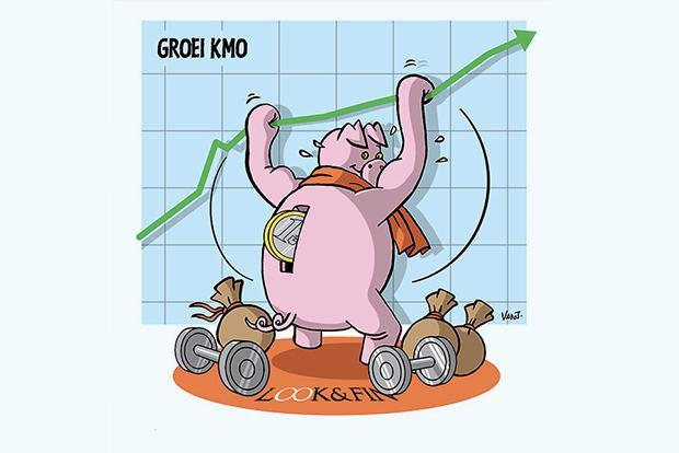 Crowdlending diversifieert de financiering van kmo's