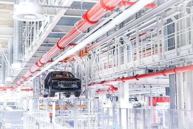 Audi Brussels construira bientôt des véhicules avec des batteries Samsung