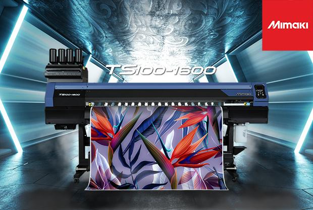 Mimaki lance deux solutions d'impression avancées pour la production textile numérique
