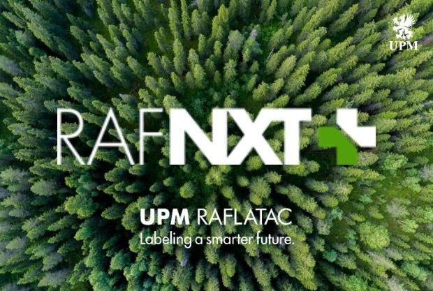 UPM Raflatac plus écoresponsable grâce à RAFNXT+