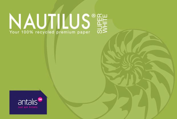 NAUTILUS® SuperWhite, le papier premium haute blancheur