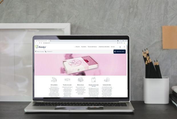 DUCAJU® a un nouveau site Web : ducaju.com