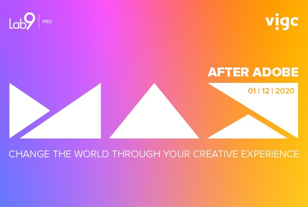 REGISTREER NU: After Adobe Max 2020