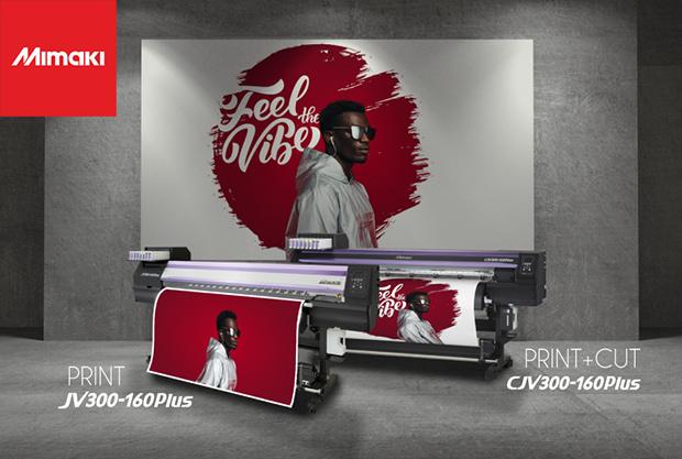 Offre spéciale sur les imprimantes Mimaki de la nouvelle série Plus