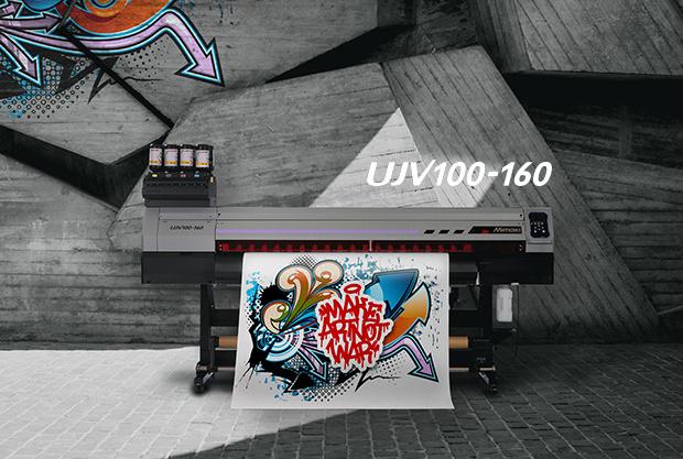 EDP bekroont Mimaki's UJV100-160 als beste rol-op-rol
