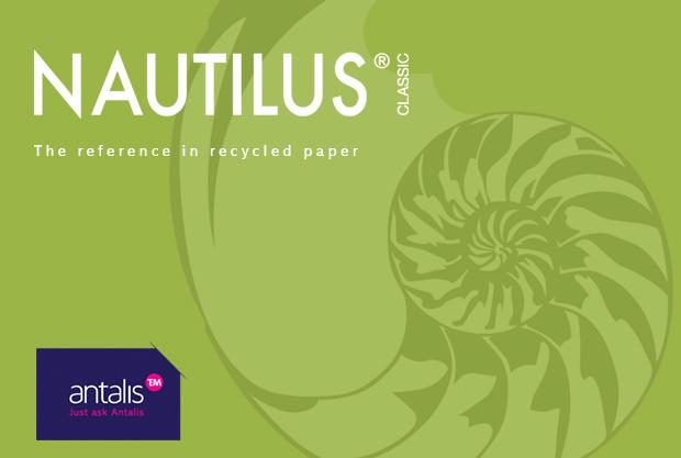 NAUTILUS® Classic: zichtbare aandacht voor het milieu!