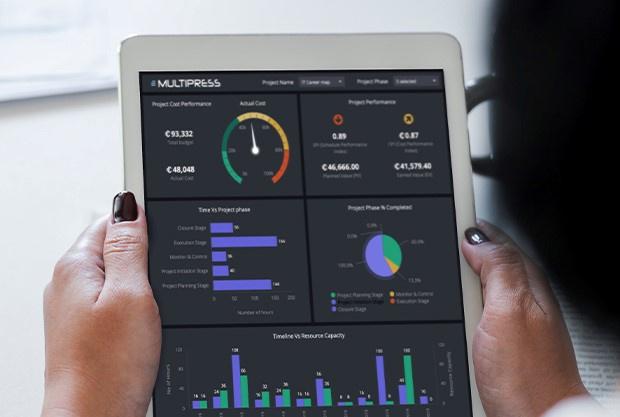 Comment contrôlez-vous la gestion de l'information ?