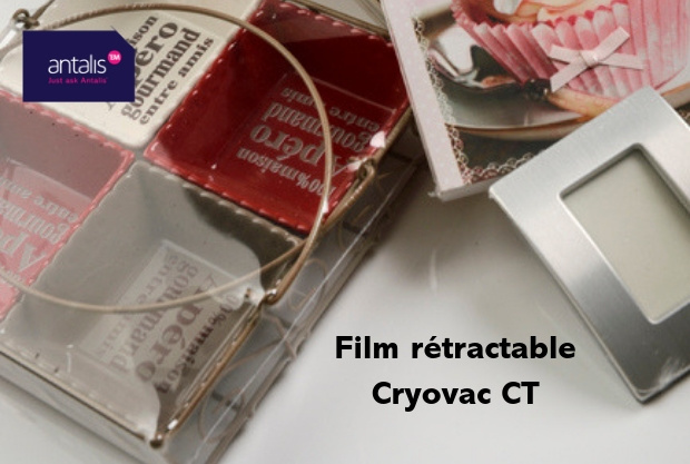 Film rétractable Cryovac CT : plus mince, résistant & super transparent