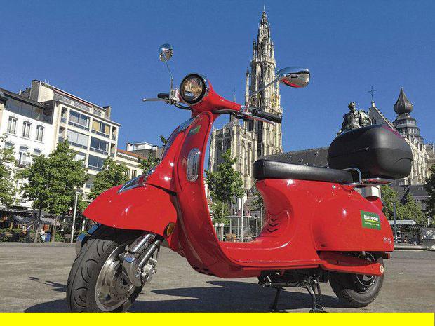 La fin des véhicules partagés à Bruxelles ?