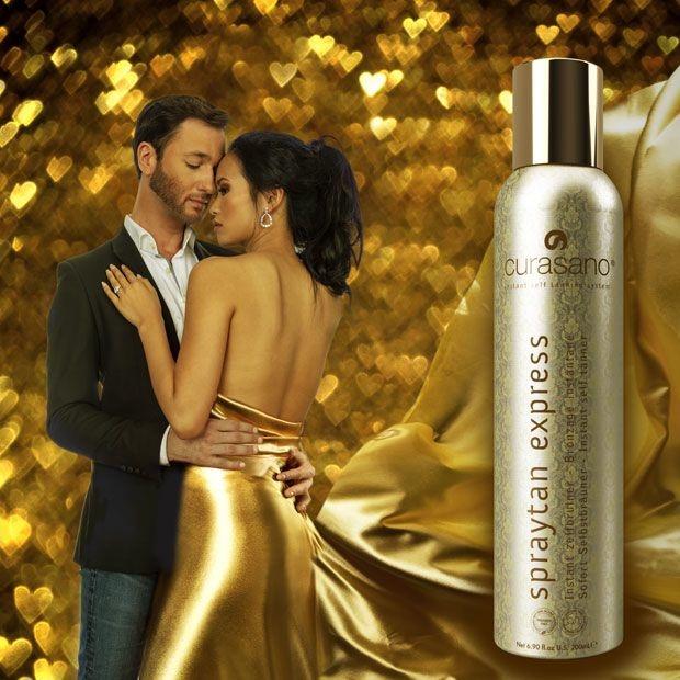 Maak kans op een Curasano spray voor een egaal gebruinde huid!