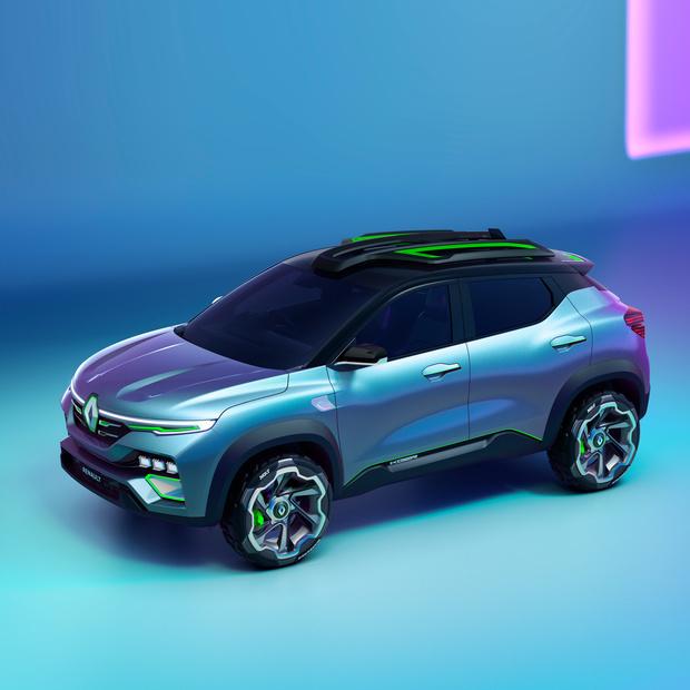 Renault Kiger voor Indiase markt