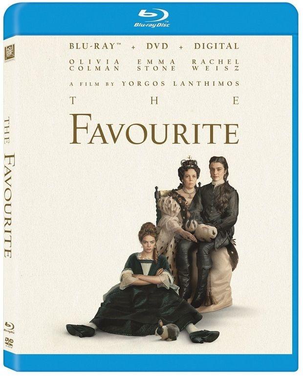 Focus Trakteert op blu-rays van The Favourite en op dvd's van Nos Batailles