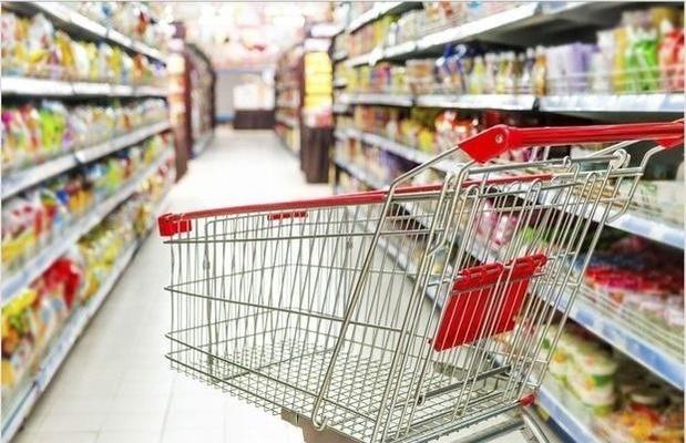 Winkelen duurder, energieprijzen dalen
