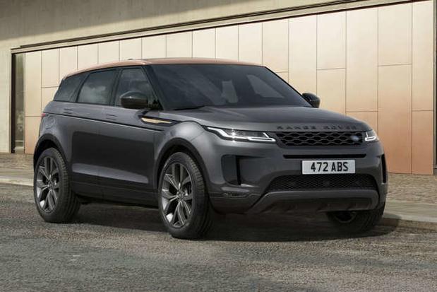 Nouvelles tenues chic et sport pour le Range Rover Evoque