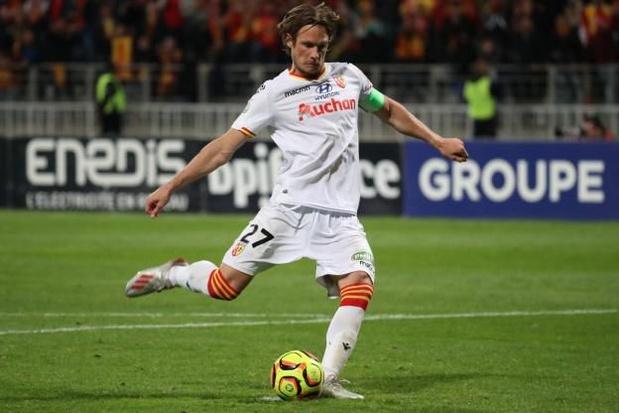 Guillaume Gillet qualifie Lens pour le second tour des playoffs pour la montée en Ligue 1 (vidéo)