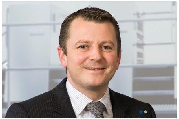 Davy Elsmoortel nouveau directeur général de Heidelberg Benelux