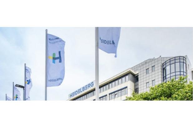 Moeilijke marktomstandigheden hebben impact op Q3 van Heidelberg